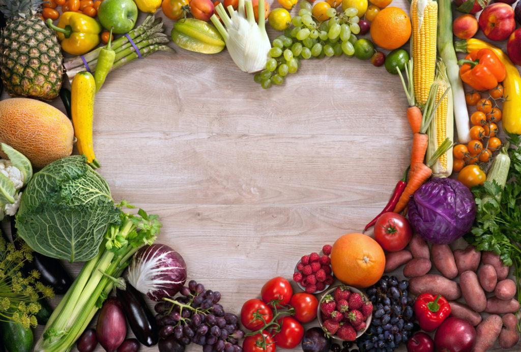 Ausgewogene Ernährung bereichert das Leben