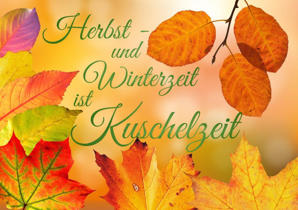 Sonderangebot: Rundum-Wohlfühl-Pakete zur Herbst- und Winterzeit